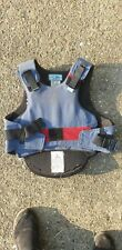 Horse riding body protector child