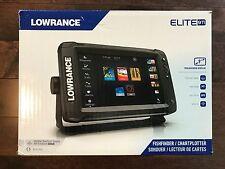 Lowrance Elite 9Ti Fishfinder/Chartplotter 000-13273-001 NEW
