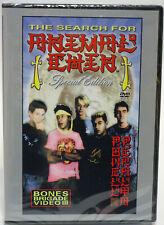 ANIMAL CHIN Powell Peralta Skateboard Bones Special Edition 2 disc DVD Set NEW
