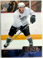 2003-04 Jordin Tootoo Upper Deck Young Guns Card #225 Rookie Predators