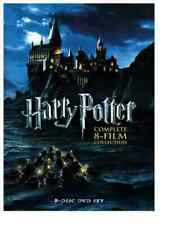 Harry Potter: The Complete Series (DVD, 2011, 8-Disc Set)