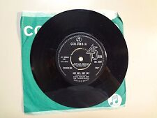 CHRIS FARLOW & THUNDERBIRDS:Hey Hey, Hey Hey-Hound Dog-U.K. 64 Columbia DB 7379