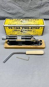 Texas Two-Step Nutcracker No 3800