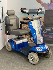 **AUTUMN SALE** Kymco Midi XLS Blue Mobility Scooter