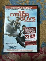 The Other Guys (DVD, 2010, Canadian Rated/Unrated) factory sealed