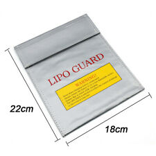 Fireproof RC LiPo Battery Charging Safety Bag Safe Guard Charge Bag Sack Pouch