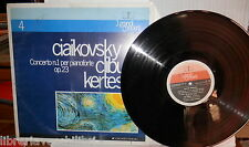 I GRANDI CONCERTI N 4 CIAIKOVSKY CLIBURN KERTESZ CONCERTO 1 PER PIANOFORTE OP 23