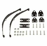 Steel Leaf Spring Suspension Bar for 1:10 Scale RC Crawler SCX10 D90 TF2 RC4WD