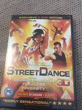 Street Dance 3d Dvd