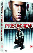 Prison Break: The Complete First Season DVD (2006) Dominic Purcell