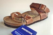 8c92acc5f497 Birkenstock Women s Leather Sandals 5.5 Women s US Shoe Size