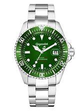 Gigandet Automatik Herren Armbanduhr 'g2' Taucheruhr mit Edelstahlarmband - G2-008