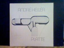 ANDRE HELLER   Platte   LP     Lovely copy !!