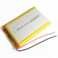 3.7V 5000mAh Li po Rechargeable Battery 706090 For Power bank Tablet PC Laptop