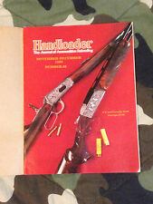 Handloader Magazine Issue #88 Nov-Dec 1980 Pacific 0-7 Press