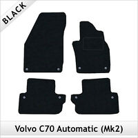 Black Universal Carpet Car Mats 400 Pile Fits Suzuki Swift