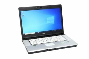 "Fujitsu Lifebook E780 / 15,6""(39,6cm) i5-M520 2x 2,40GHz 4GB 160GB Laptop *1636*"