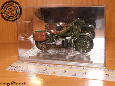 HARLEY-DAVIDSON MODEL XA 1942 1/24 MILITARY MINT!!