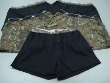 NWOT Men's Mossy Oak Boxer Shorts Underwear Multi  Size Large 5 Pair #141K