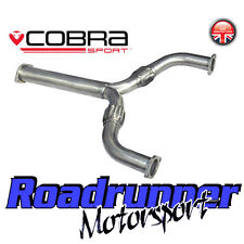 "Cobra 350Z Exhaust Y Piece Section Y- Pipe Stainless Steel (2.5""/3"") NZ03"