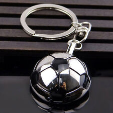 Fashion Football Soccer Model Keychain Keyrings Metal Bag Fillers Party Gift