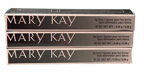 Lot Of 3 Mary Kay: Lip Liner, Color CORAL, With Shaper