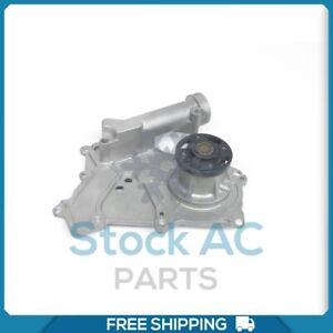 Water Pump for Hyundai Azera, Entourage, Genesis, Genesis Coupe, Santa Fe... QOA