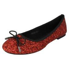 36 Scarpe da donna rosso da sera
