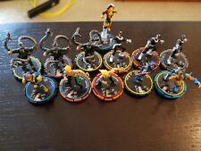 Heroclix lot Marvel / DC 12 pcs