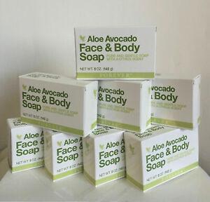 Bulk of 8 Avocado Face & Body Soap (5 oz ea. bar) by Forever Living ($6.15 each)