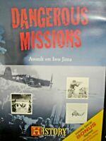 Dangerous Missions Assault on Iwo Jima (DVD) WORLD SHIP AVAIL