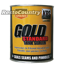KBS Gold Standard Fuel Tank Sealer 500ml Car Motorbike Rust Corrosion Prevention