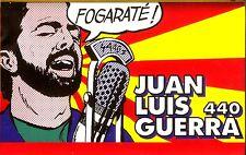 CAS - Juan Luis Guerra.440 - Fogaraté! (MERENGUE NUEVO PRECINTADO - MINT, SEALED