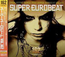 VARIOUS ARTISTS - SUPER EUROBEAT, VOL. 162 NEW CD