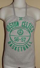 Womens Boston Celtics NBA Basketball Shirt Halter Top DiY