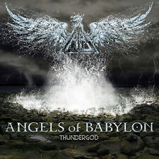 ANGELS OF BABYLON - Thundergod - CD DIGIPACK