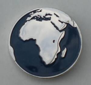 Planet Earth World Citizen Quality Enamel Pin Badge
