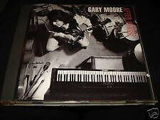 GARY MOORE AFTER HOURS CD MIT JUMPIN 'AT SHADOWS / STORY OF THE BLUES /