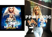 WWE CARMELLA MS MITB HAND SIGNED AUTOGRAPHED 8X10 PHOTO WITH PIC PROOF & COA 13