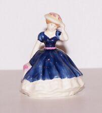 "Darling Miniature Royal Doulton Pretty Ladies Mary 2"" Figurine"