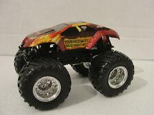 Hot Wheels Monster Jam Maximum Destruction Metal Base 1:64 Loose Mattel