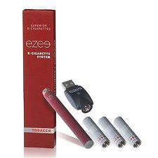 Ezee E-Zigarette Starterset Tabak 0, 12, 20 mg Nikotin Mit 3 Depots / Filter