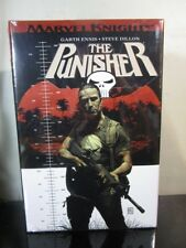The Punisher by Garth Ennis Frank Castle Omnibus HC Hard Cover New Sealed ~