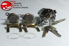 73-85 Chrysler Dodge Plymouth Ignition & Door Lock Kit w/tilt, telescope