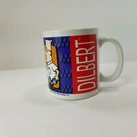 Dilbert Coffee Mug Licensed No Place For Wimps Comic