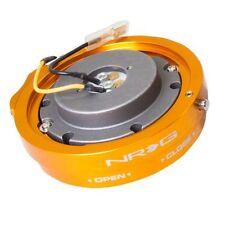 NRG SRK-400RG Steering Wheel Thin Quick Release Hub Adapter 6-Hole Rose Gold