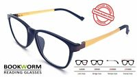 Large Strong High Quality Reading Glasses Designer Retro Mens Womens Ladies