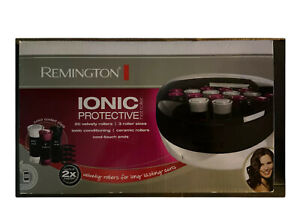 Remington Hot Roller 20 Rollers Set Ionic Curling Curls Hairstyling H-5600 Style