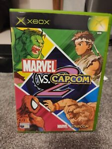 Marvel vs. Capcom 2 MvC 2 for the Original XBOX