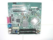 DELL 0M858N Motherboard +3.00GHz CORE 2 DUO SLB9J CPU